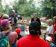 Die Archäologin präsentiert die neuesten Erkenntnisse