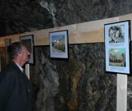 Ausstellung im Stollen