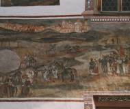Fassadenmalerei in Ladis