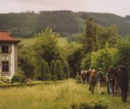 Das Sommerhaus im Faistenbergergarten