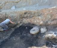 Die romischen muhlsteine