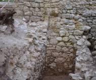 Ruine latrine