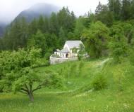 Blick auf das andere Vigilkirchjlein in Tirol