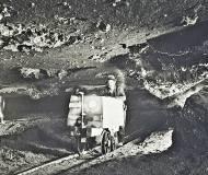 Die mühsame Arbeit der Berger unterm Salzhimmel