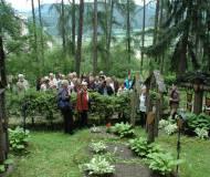 Der Soldatenfriedhof in Bruneck ist ein Besuch wert