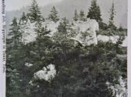 Ruine Postkarte